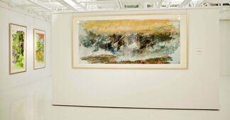 Hou Beiren at 100, installation view