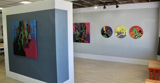 I was born in a gay bar, installation view