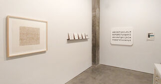 text me, installation view