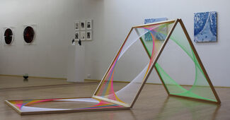 GROUP SHOW - '4     7     11', installation view