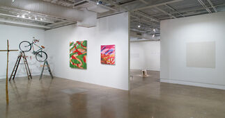 2019 MFA Candidacy Exhibition, installation view