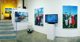 """""""Playing House"""" Featuring Conceptual Photographer Suzanne Heintz, installation view"""