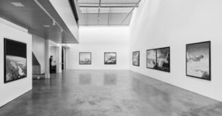 Ricardo van Steen   Noir, installation view