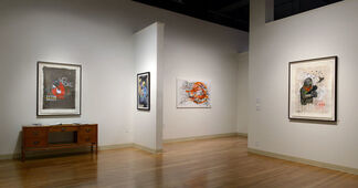 """US DEBUT EXHIBITION • """"THE TRUTH WITH A TWIST"""", installation view"""