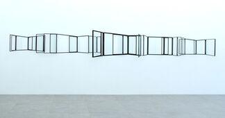 Entreaberto, installation view