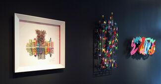 David Kracov: An Installation of Works, installation view