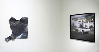 Twisted Modernist Fantasies 扭曲的现代主义幻想, installation view