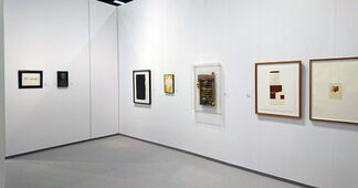 Galerie Ruberl at Art Cologne 2017, installation view