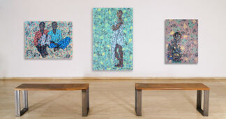 Out of Africa Gallery at 1-54 London 2020, installation view