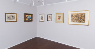 Cubist Perspectives, installation view
