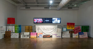 RAWIYA: We Do Not Choose Our Dictators, installation view