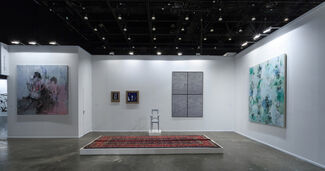 Green Art Gallery at Art Dubai 2015, installation view