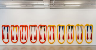 Sterling Ruby: Soft Work, installation view