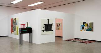 Nathalie Du Pasquier. BIG OBJECTS NOT ALWAYS SILENT, installation view