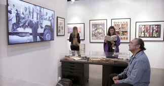 Trotta-Bono Contemporary at LA Art Show 2018, installation view