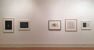 Master Drawings: Post-War & Contemporary, installation view