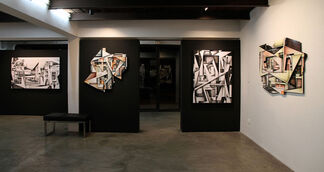 Geometric Therapy, installation view