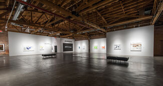JILL MOSER:   A Decade of Painting, installation view