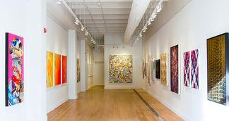 "Group Show: ""Exhibit Z"", installation view"