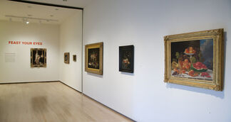 Feast Your Eyes, installation view