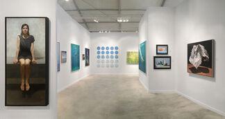 Gallery Henoch at CONTEXT Art Miami 2015, installation view