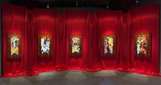 Federico Solmi:  THE BROTHERHOOD, installation view