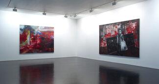 Li Tianbing, installation view