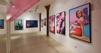 LEK . KAN . JAW - Group exhibition - Amerouge, installation view