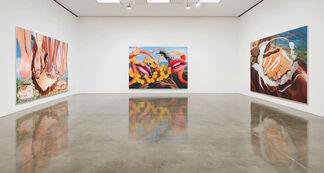 Jeff Koons: Easyfun-Ethereal, installation view