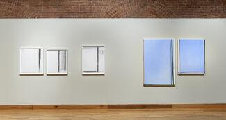 The Geometry of Light. Paintings by Juan Iribarren, installation view