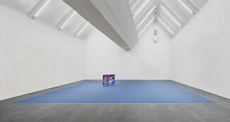 *THROWBACK* Paul Pfeiffer: Three Figures in a Room, installation view