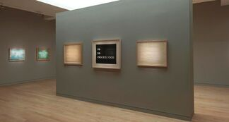 Ed Ruscha: Custom-Built Intrigue: Drawings 1974–1984, installation view