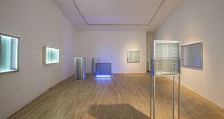 Nanda Vigo : Chronotops, installation view