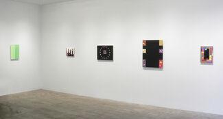 Michelle Benoit, Marilyn Lerner, Pete Schulte, installation view