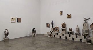Alchemy for Idiots, installation view