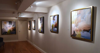 Elise Ansel - Fusion of Horizons, installation view