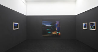 Antipode, installation view