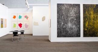 Galerie Jahn at Art Brussels 2017, installation view