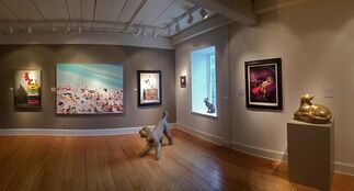 Man's Best Friend - The Art of the Dog, installation view