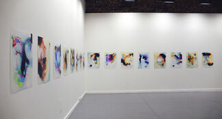 Chris Kahler: On paper, installation view