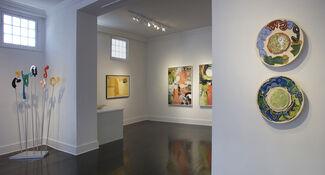Charlie Hewitt: Heart of Gold, installation view