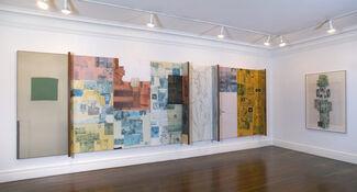 Robert Rauschenberg. A Visual Lexicon, installation view