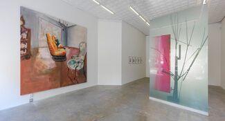 """Albert Oehlen """"Home & Garden"""" Annex, installation view"""