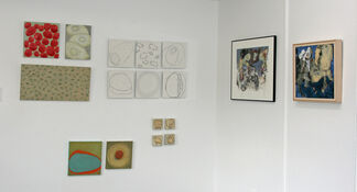 Motionless, I Stay and Go: I am a Pause, installation view
