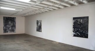 Anthony Giannini- Field Manual: Confinement & Image Violence, installation view