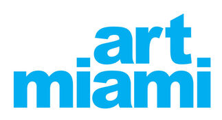 Diana Lowenstein Gallery at Art Miami 2015, installation view