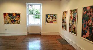 Passion, Vision & Spirit II - Norman Gilbert, installation view