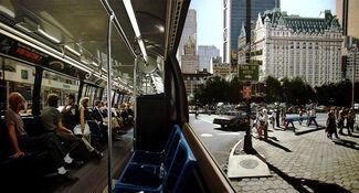 Richard Estes: Painting New York City, installation view