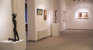 ASSENZA ESSENZA | Matteo Massagrande – Johannes Nielsen – Paolo Quaresima, installation view