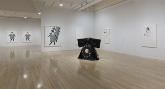 UH-OH: Frances Stark 1991-2015, installation view
